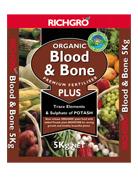 Blood and Bone plus 20kg