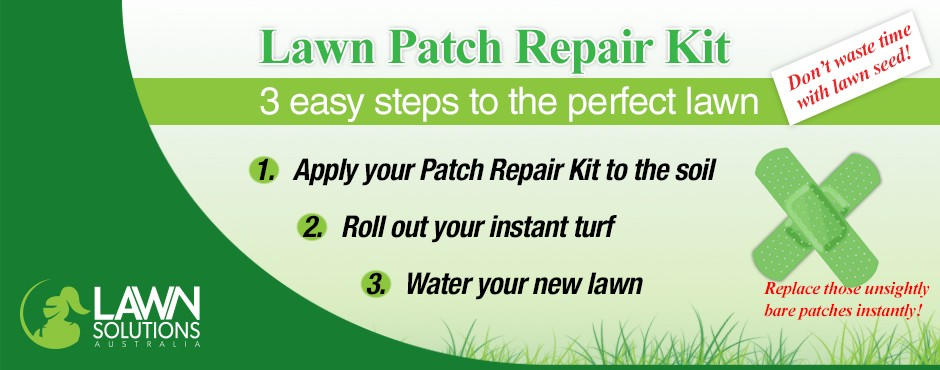 Lawn Patch Repair Kit