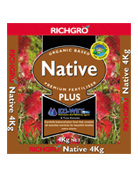 Native Fertiliser 4kg